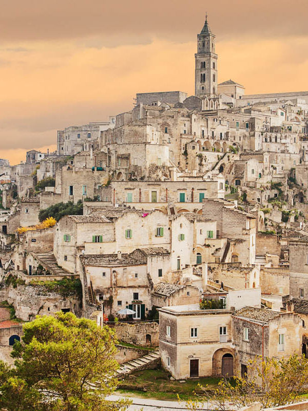 From Matera to Lecce header