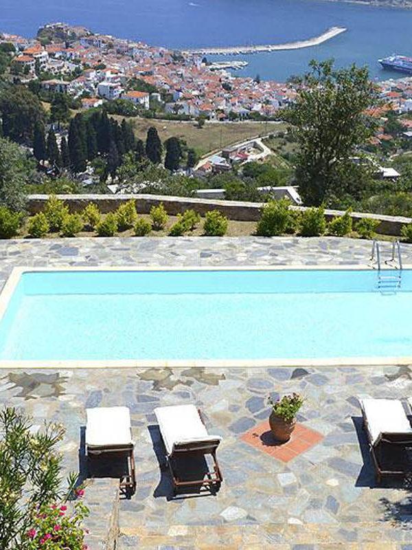Luxury Villas in Skopelos