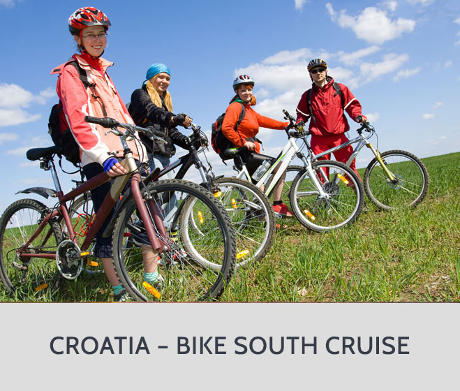 Croatia – Bike South Cruise icon