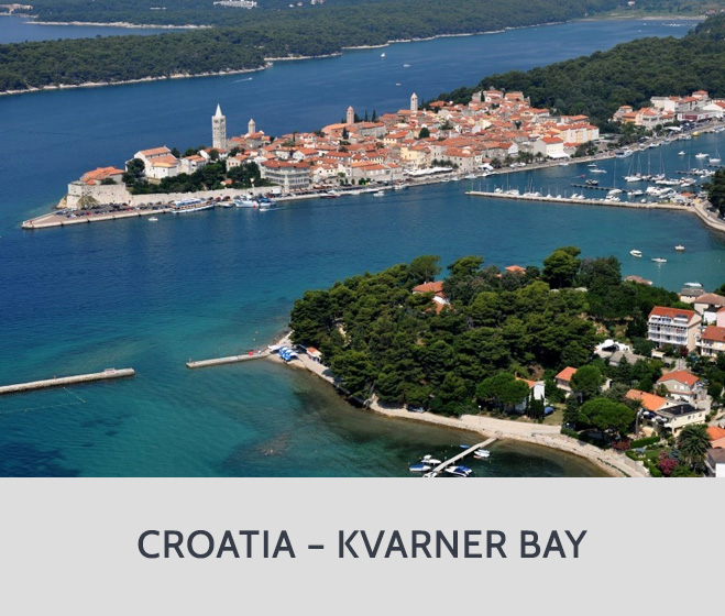 Croatia – Kvarner Bay icon
