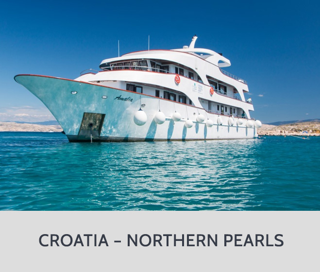 Croatia – Northern Pearls Cruise icon