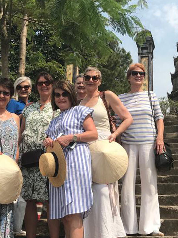 Vietnam Marita Tour - header