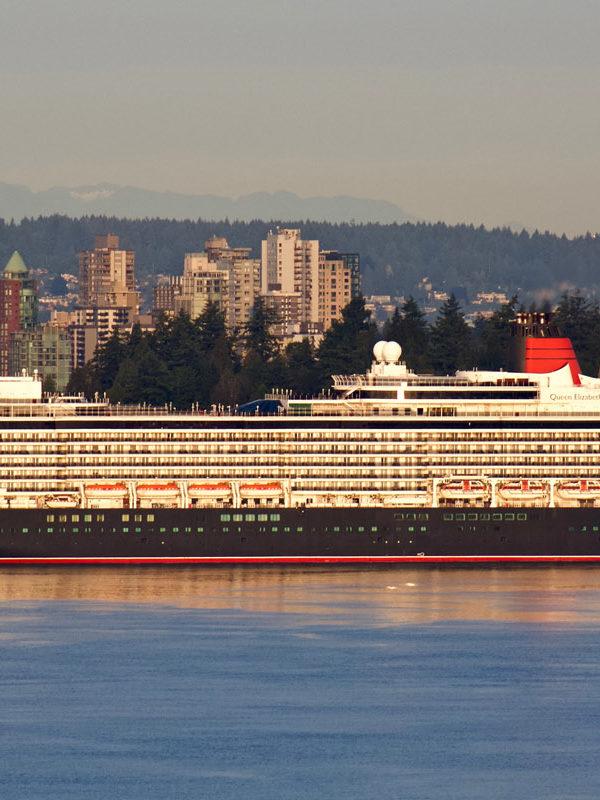 Cunard header