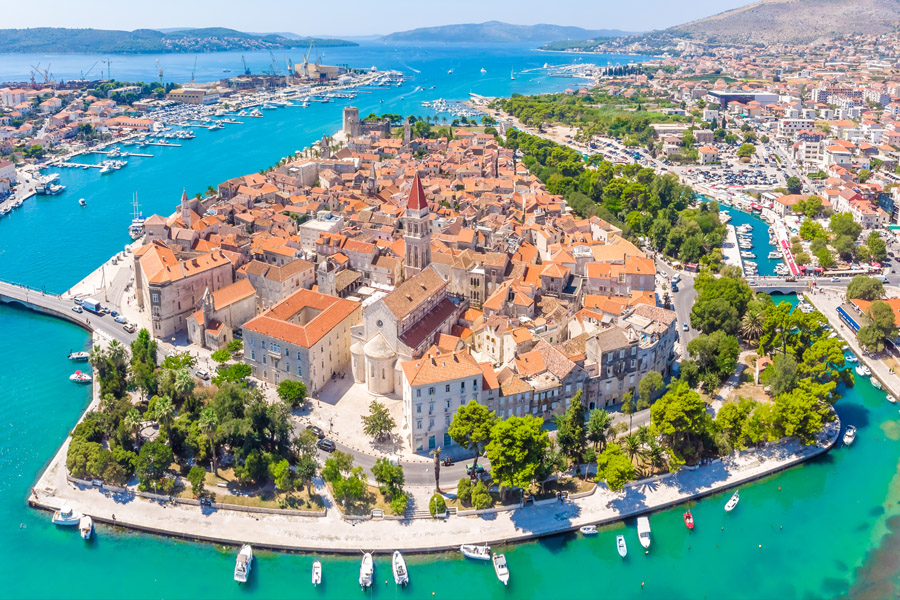 10 Day - Croatia  Land & Mini Cruise