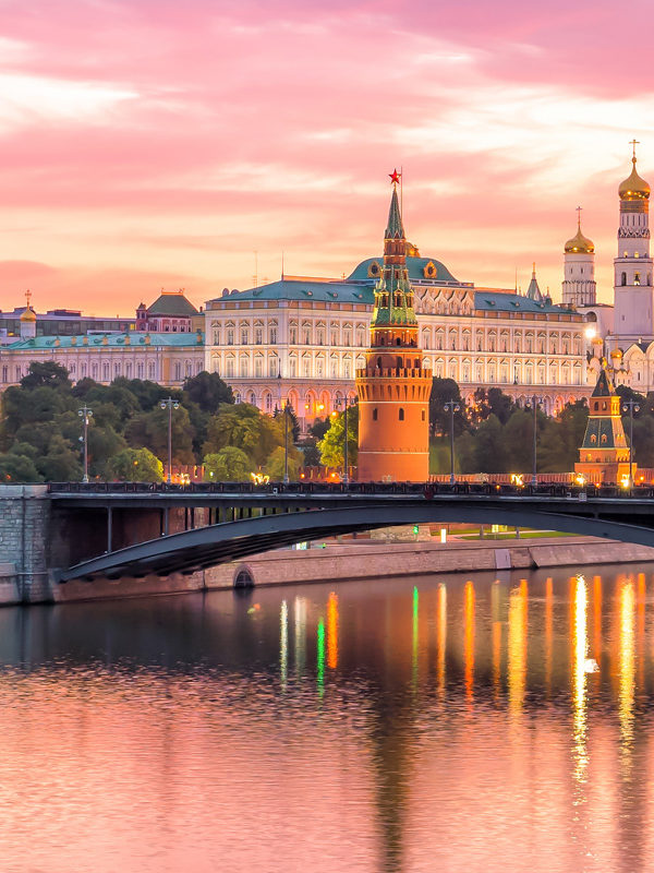 Moscow - header